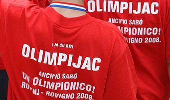 Na 7. olimpijskom festivalu dječjih vrtića,mali Labinjani šesti