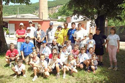 Održano međuopćinsko natjecanje mladih  ribiča istočne Istre u Tunarici