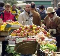 Đir po labinskoj tržnici: cijene se ne tope