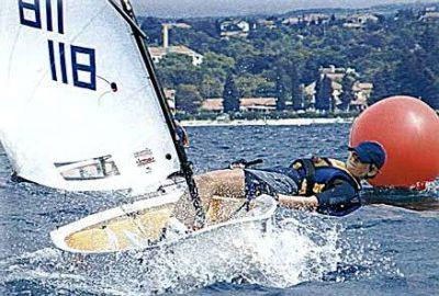 Flying Dutchman: unatoč kiši natjecatelji na moru