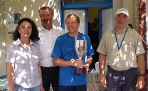 U Rapcu okončano otvoreno europsko prvenstvo u klasi Leteći Holandez, najbolji Danci