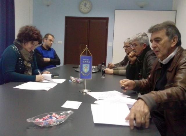 Općina Raša: Potpisivanje ugovora o sufinanciranju s udrugama