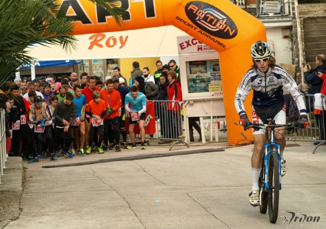 Petar Bratulić pobjednik 5.kola Istarske zimske lige u trčanju