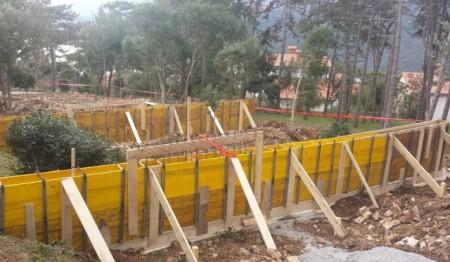 Izgradnja dječjeg igrališta u Rapcu