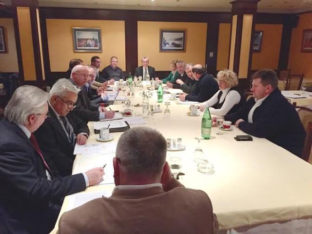 Upravni odbor Udruge općina o investicijama i poreznoj reformi