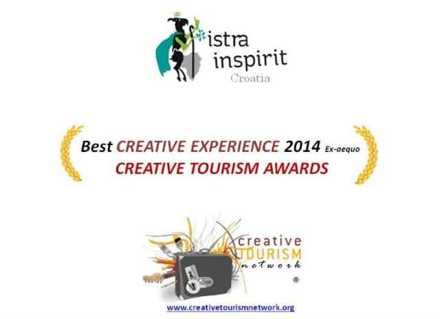Još jedna vrijedna međunarodna nagrada Istra Inspiritu