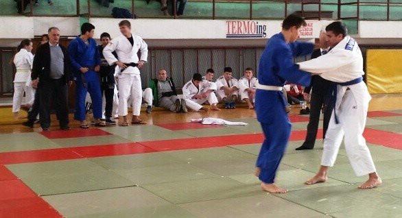 U Labinu je odražan 12. Međunarodni judo turnir Labinska republika 2015. - usprkos lošim vremenskim uvjetima nastupilo 258 judaša