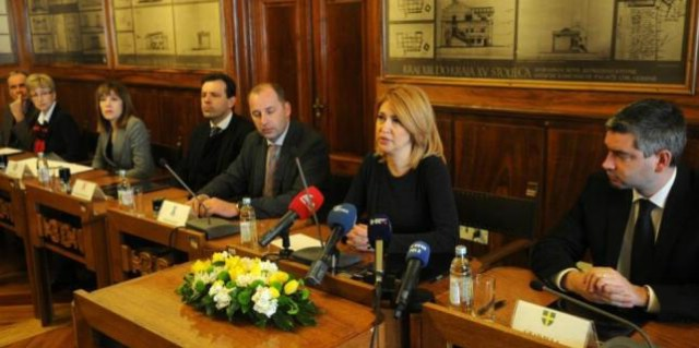 I Labin danas potpisao Sporazum o otpisu dugova