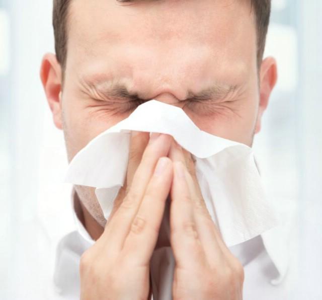 Gripa na vrhuncu