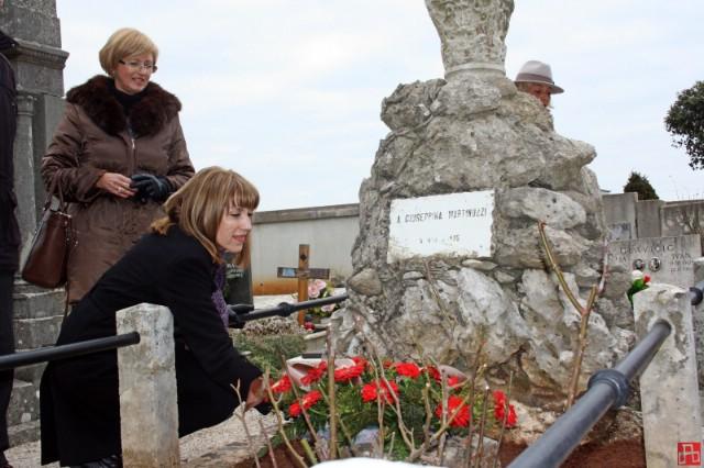 Obilježavanje 171. godišnjice rođenja Giuseppine Martinuzzi