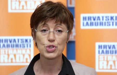 Labinjanka Nansi Tireli sad je i prava predsjednica Hrvatskih laburista