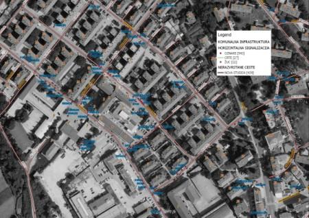 Prezentiran geografski informacijski sustav Grada Labina (GIS) upravljanja sustavom komunalne infrastrukture Grada Labina