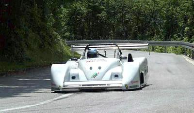 """Održana tradicionalna automobilistička utrka """"Učka 2008"""", Dionello Vidalli 4. u svojoj kategoriji"""