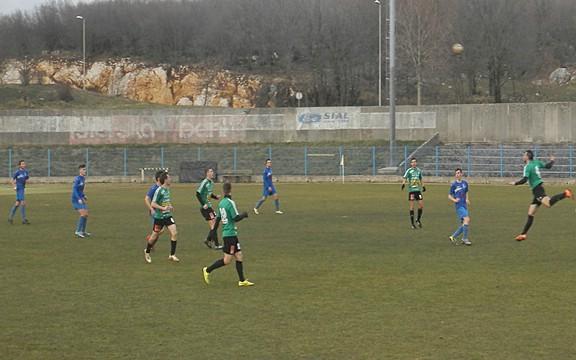 Nogomet: NK Rudar : NK Pazinka 2:0 (1:0)