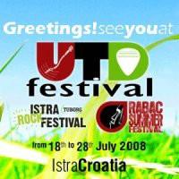 United Festival @ Dubrova, Labin, Hrvatska 18.07. - 28.07.2008.