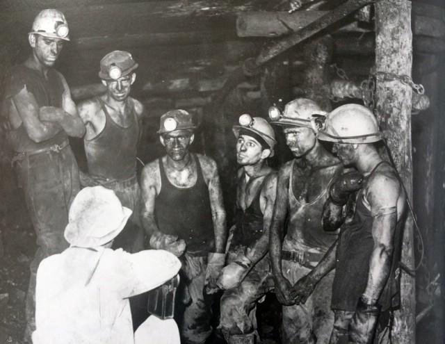 Paketi za deset najstarijih rudara