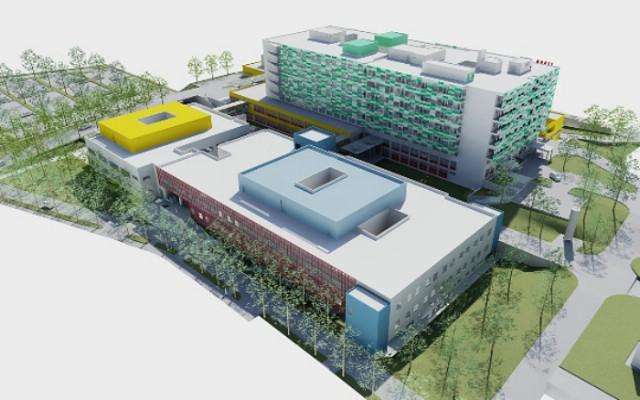 Holcim i Zagrebgradnja potpisali ugovor o isporuci cementa za gradnju Opće bolnice Pula
