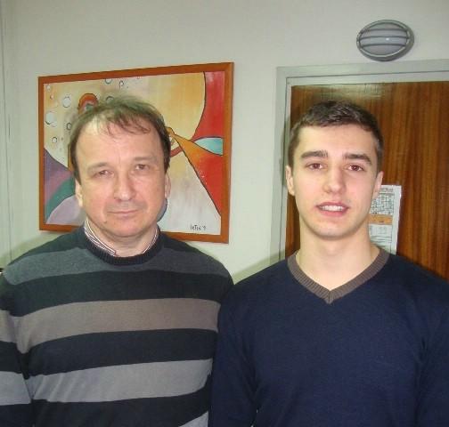Nikola Benazić 1. na županijskom natjecanju iz fizike
