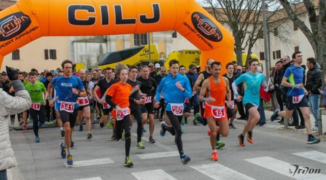 Miljenko Grozdanić, kolo prije kraja, i dalje vodeći u Istarskoj zimskoj ligi u trčanju