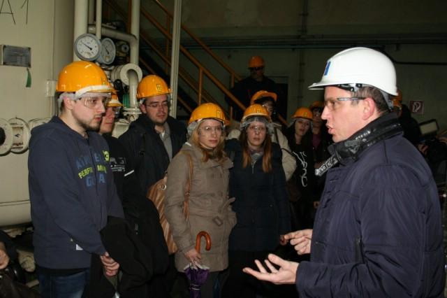 Više-manje zadovoljni viđenim u plominskim termoelektranama