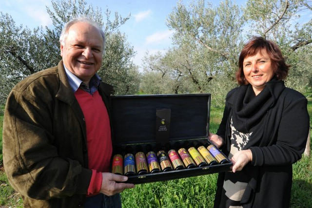 U vodiču Flos Olei 2015. najbolje rangirano maslinovo ulje je Olea B. B. iz Rapca