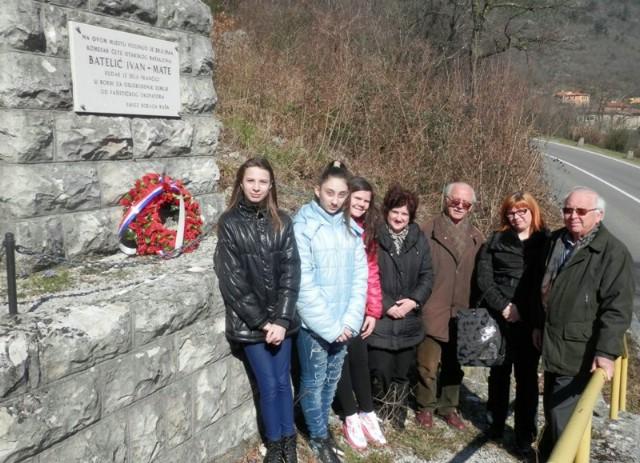 Komemoracija za Ivana Batelića