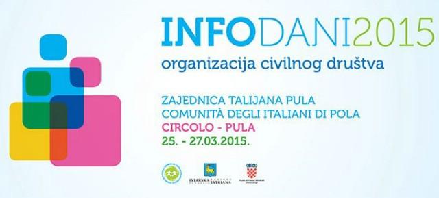 Poziv na Info dane 2015. za sve organizacije civilnog društva