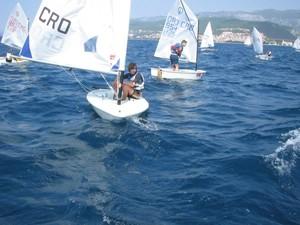 Jedriličarska regata u Rapcu