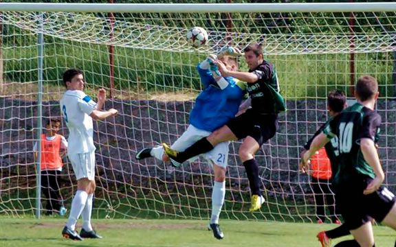 Nogomet: NK RUDAR – NK JADRAN 1:2 (0:1)