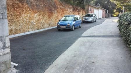 Radovi na održavanju komunalne infrastrukture u Rapcu