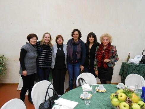Srednja škola Mate Blažine iz Labina  na studijskom putovanju u Italiju u sklopu projekta AdriGov (11.-13.03.2015.)