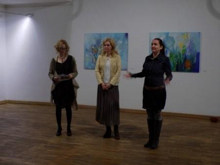 Otvorena samostalna izložba `Artem natura` u Gradskoj galeriji Labin