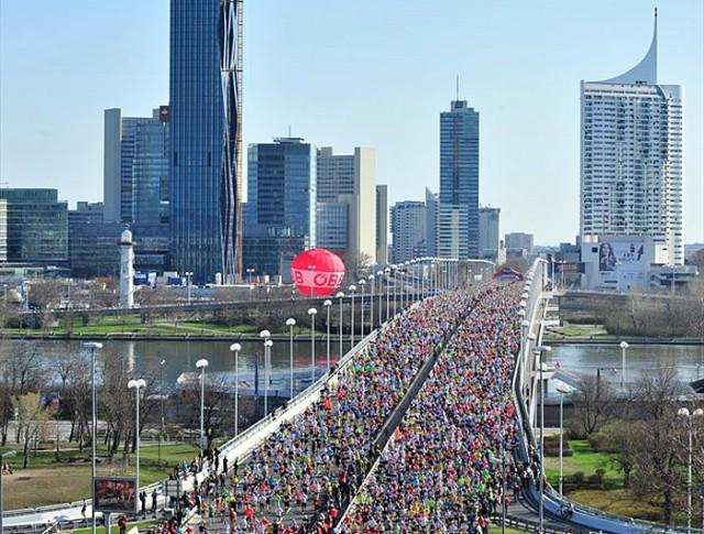Barbara Belušić 12. na Bečkom maratonu
