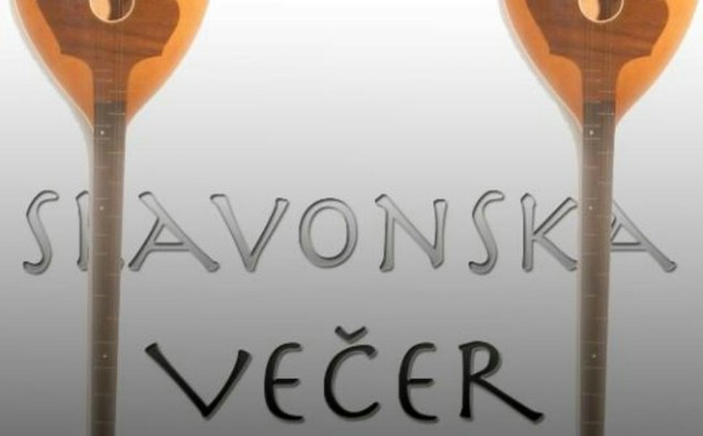 U subotu `Slavonska večer` u Raši