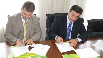 Suradnja Grada Labina i UNDP-a