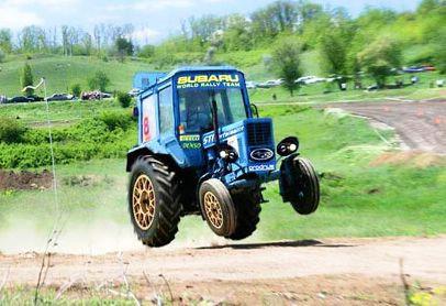 Tehnički pregled traktora u Kukurinima