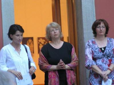 Izložba Ivane Ožetski u Galeriji Alvona