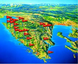 Izmjene Prostornog plana Istarske županije u tijeku
