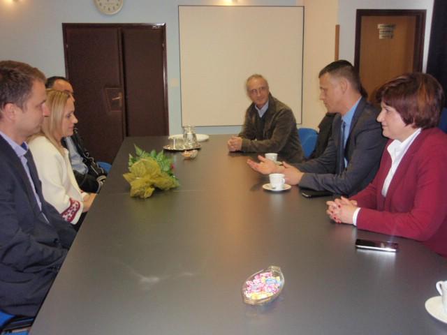 Raška načelnica i istarski župan za razvoj suradnje s Veličanima