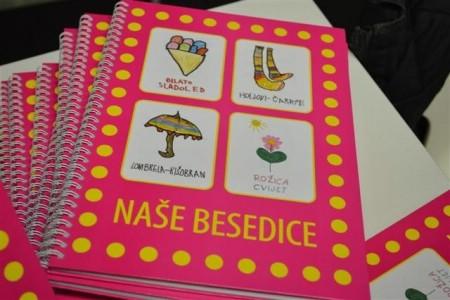 Naše besedice na Festivalu dječje knjige Monte Librić