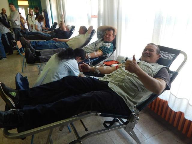 Na akciji dobrovoljnog darivanja krvi u Labinu 12 novih darivatelja
