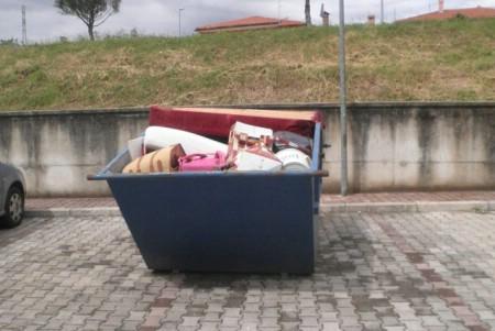 Akcija prikupljanja krupnog otpada na području Grada Labina - raspored