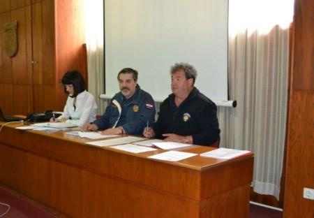 Održana koordinacija Stožera zaštite i spašavanja