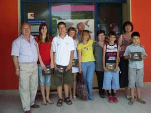 Načelnik Općine Raša primio nagrađene učenike (Audio)