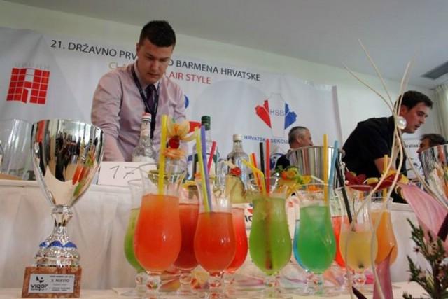 U Rapcu održano državno prvenstvo barmena, a Dragana Franković nova predsjednica Hrvatske sekcije barmena
