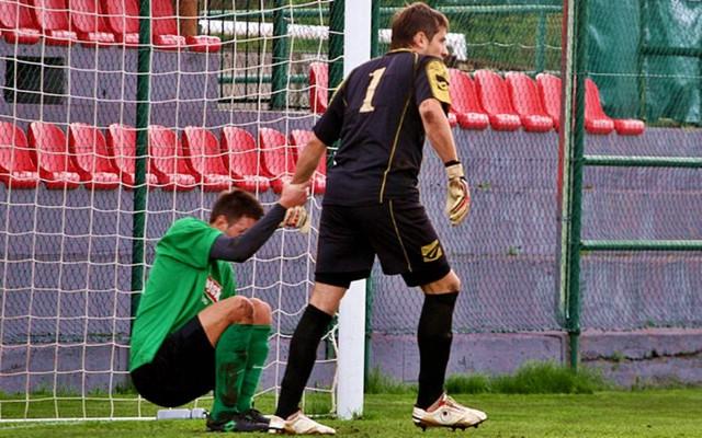 Nogomet: NK RUDAR - NK CRIKVENICA 2:2 (1:0)