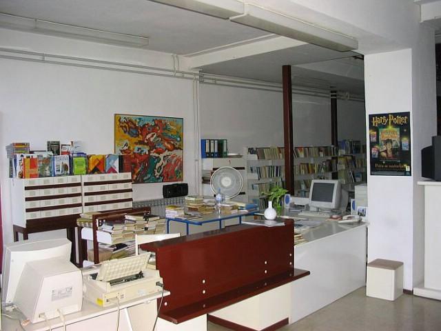 Ljetno radno vrijeme knjižnice