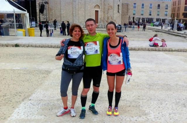 Trkači i trkačice iz Labina i Kršana na Wings for Life utrci u Zadru