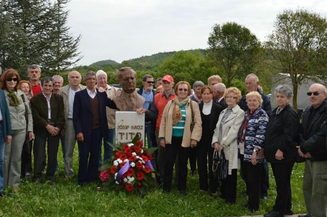 U Labinu obilježena 35. godišnjica od smrti Tita
