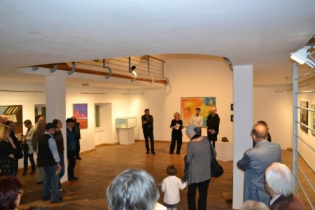 U Gradskoj galeriji Labin otvorena izložba Labinski umjetnici u fundusu Zbirke umjetnina Grada Pule
